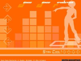 DDR Wave wall by mikero