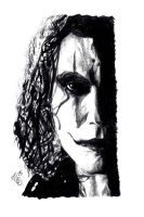Eric Draven --The Crow-- by Kamino185