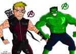 JoeProCEO's Age of Ultron pt.2 by JoeProCeo
