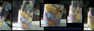 Pokemon Pen Holder by ajbluesox