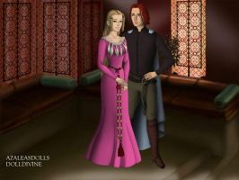 Becca and Thomas Smith Game of Thrones by Colleen15