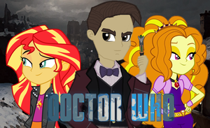 Doctor Whooves The Sparkling Return Cover Art by Draconaquest