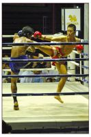 Thai Journey - Muay Thai by open-flanker