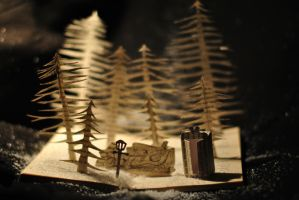 Paper Narnia World by zoeyy