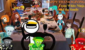 Thanksgiving picture by hot293wildcat