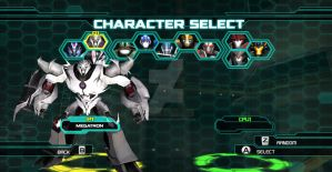 Transformers: Prime. The game. Megatron G1 style. by UncommonSlyFox