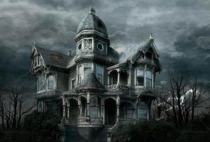 Haunted Mansion... by Jailem