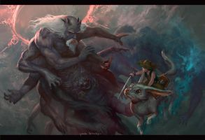 final battle by pandumahardika
