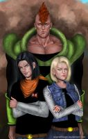 Androids by ScarlettLeigh