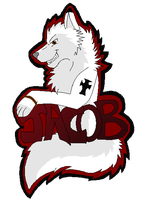 Jacob Badge by boxes-of-foxxes