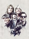 AC/DC illustration by neo-innov