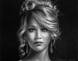 Jennifer Lawrence by fabien804