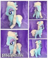 Pony Plush: Elsa 2.0 -for sale- by SnowFright