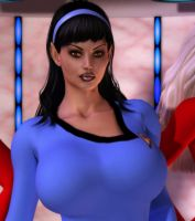 Transporter Girls - Vulcan by willdial