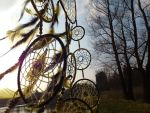 dreamcatcher dancing with sun by Vision4LifeCro