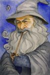 Gandalf by Bakehebi
