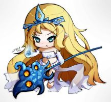 ChibiLeague - Janna by ATK402