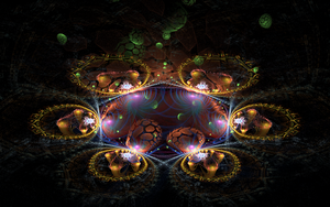 lightful hexes forms by Andrea1981G