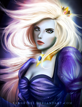 Ice Queen by Sanctinel