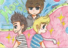 Foster The People Contest by KHAqua