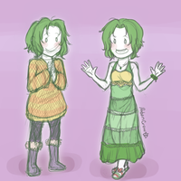 Feminine Morgans by RobanCrow