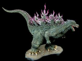 Dimos Resin Godzilla 2000 by WoGzilla