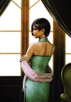 Her name is Ada Wong by EvilMaybe