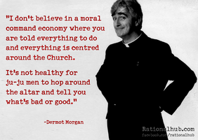 Dermot Morgan on Church.. by rationalhub