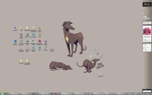 desktop 2011-2012 by chirart