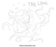 The Love by Loheco