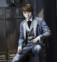 [Fanart] Sungmin Jack The Ripper by LaskmiSims