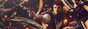 Uncharted 3 Signature by SentinelArtema