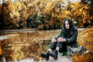 Severus Snape by Lilta-photo