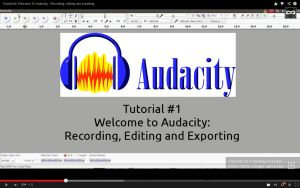 Tutorial #1 Welcome To Audacity. by WickedNinjaPresents