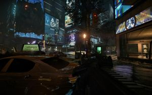 Crysis 2 - City by JamieBayliss