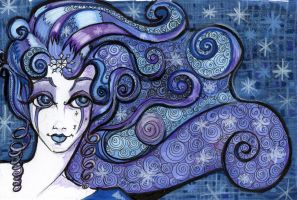 Snow Queen by remdesigns