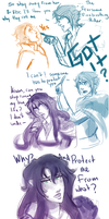 Kevan: The Bestest Brother Ever Part 2 by ElizaLento