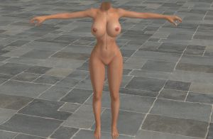 'TES4: Oblivion' DMRA body replacer XPS ONLY!!! by lezisell