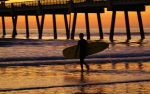 Into The Golden Surf by AdARDurden