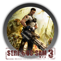 Serious Sam 3 BFE - Icon by Blagoicons