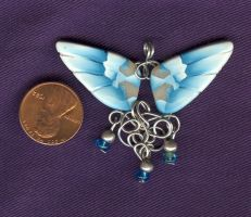 Wing Pendant by Glori305