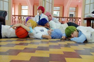 Kiseki no Sedai by SinfulVoice