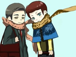 klaine by Jackclamp