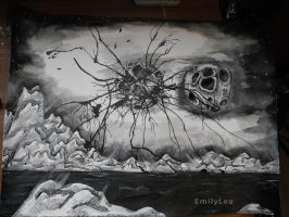 The Universe by Emzoid