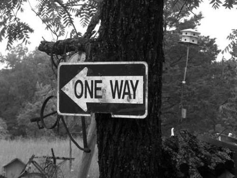 one way by luvnmyhrt