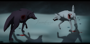 kiba Vs Darcia - Final Encounters by The-Dread-Heart