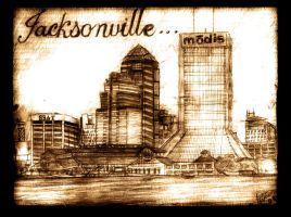 Jacksonville by Pictrixel
