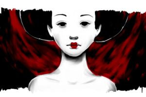 Geisha by Raria