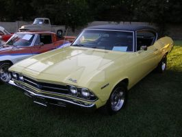 69 Chevelle by Jetster1