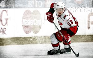 Jeff Skinner Wallpaper by XxBMW85xX
